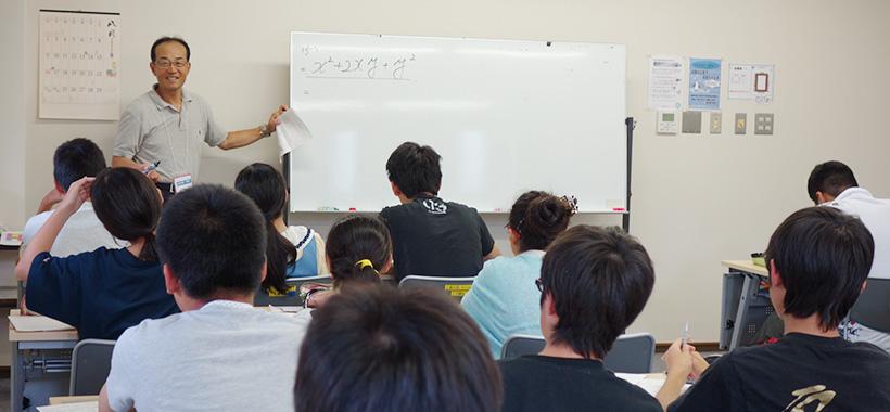 指導方針4 授業だけでは終わらない安心サポート